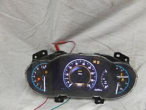 14 2014 Buick Lacrosse Speedometer Instrument Cluster 55k Miles 90924628