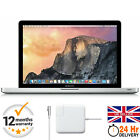 "Apple Macbook Pro 15.4"" Laptop Intel Core I7 - 8gb Ram 1tb Hdd, Silver All Grade"