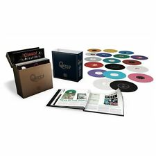 QUEEN: The Studio Collection Limited Edition Coloured Vinyl Box Set (Brand New)