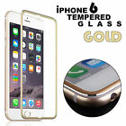Edge to Edge Full Coverage Guard Tempered Glass Screen protector For iPhone 6 6S