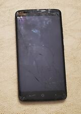 ZTE ZMAX Pro Z981 - 32 GB - Black (MetroPCS) Smartphone - Busted LCD - AS IS