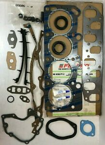 FEL-PRO HS9296PT-2 CYLINDER HEAD GASKET SET FITS CHRYSLER DODGE PLYMOUTH 2.2 2.5