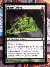 MTG 1x SPIDER UMBRA - SP/NM - RISE OF THE ELDRAZI Com Enchantment Aura