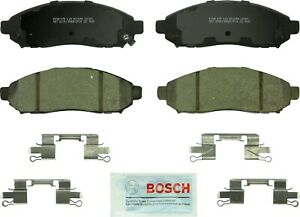 Disc Brake Pad Set-Quietcast Ceramic Pads with Hardware Front Bosch BC1094