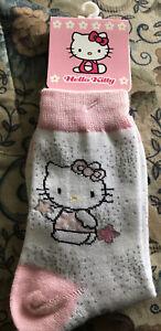 Hello KittySocks -    New  Adult 9- 11