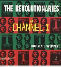 REVOLUTIONARIES AT CHANNEL ONE DUB PLATE SPECIAL NEW CD £9.99