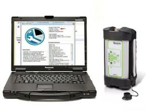 GENUINE  VOLVO VOCOM 88890300 diagnostic VCADS Volvo Tech Tool 2.7.96 2020