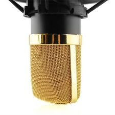 Condenser Microphone Kit BM700 Sound Record Singing Studio Recording Shock Mount