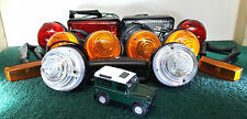 Land Rover Defender 1986-1994 200TDi FEO Wipac Complete Lights Set Fog & Reverse
