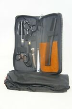 8 PCS Barber Clippers Hair Cutting Thinning Shears Scissors Kit (H-23)