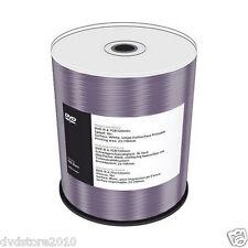 MediaRange DVD -R 4.7GB 120min 16x inkjet fullsurface printable Cake 100 MR413