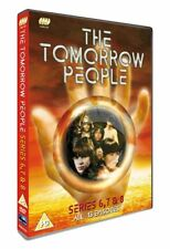 The Tomorrow People  Complete Series 6, 7 & 8 (3 DVD Set) 13 Episodes
