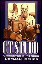 CT Studd : Criketer and Pioneer by Norman P. Grubb (1991, Paperback)