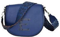 Borsa Borsetta Tracolla Donna Blu Ermanno Scervino Bag Woman Blue Linea Carlo...
