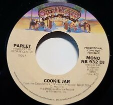 "Parlet ""Cookie Jar"" 7"" 45rpm PROMO mono stereo George Clinton NM"