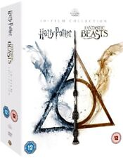 Wizarding World 10 Film Collection DVD 2020