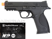 Smith & Wesson M&P 9 Green Gas Full Auto Metal Airsoft Pistol w Blowback by VFC
