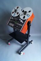 NEW CUSTOMISED Cart Stand for TEAC Reel to Reel Recorder with Shelf