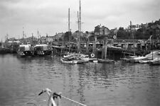 PHOTO  THE WEST QUAY NEWHAVEN 1951