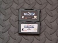 Lot Nintendo Game Boy Advance GBA Games Galidor, Midway's Greatest Arcade Hits