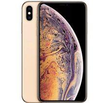 Apple iPhone XS Max - 64GB - Gold  Locked At@t