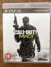 Call of Duty Modern Warfare 3 (sin Sellar) - PS3 UK release! nuevo!