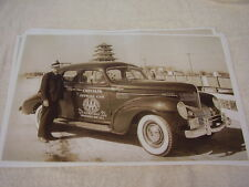 1939 CHRYSLER ROYAL AAA OFFICIAL INDY 500 CAR  11 X 17  PHOTO /  PICTURE