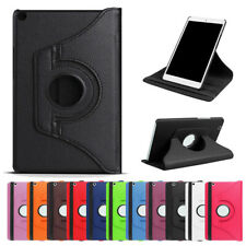 Smart 360 Rotating Leather Case Cover For Huawei MediaPad M2 M3 8.0 10 Tablets