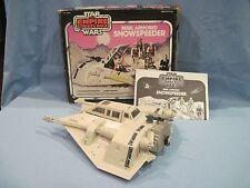 Kenner Star War 1980 Rebel Armored Snowspeeder w/ Box and manual