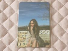 (TYPE D) JESSICA 1st Mini Album WITH LOVE, J Photocard KPOP SNSD Fly