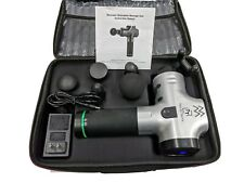 Trendy Techs Massage Gun for Muscles - Deep Tissue Percussion Handheld Massager