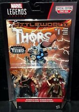 MARVEL LEGENDS difensori di Asgard MARVEL'S odinson & THOR 2 PACK SPECIAL NUOVO!