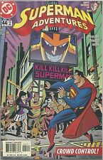 SUPERMAN ANIMATED ADVENTURES #44 Back Issue (S)