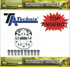 TA Technix Lochkreisadapter Adapterplatten 5x100=5x112 50mm Audi/VW auf Mercedes