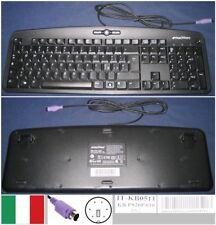 QWERTY KEYBOARD ITALIAN Emachine KB-0511 KB0511 KB.PS20P.010 KBPS20P010 Port