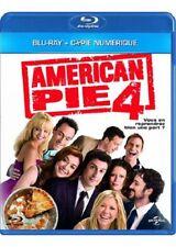 American pie 4 BLU-RAY + COPIE NUMÉRIQUE NEUF SOUS BLISTER