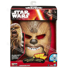 Star Wars The Force Awakens Chewbacca Electronic Mask Voice A86R Toys Fun Gift