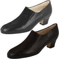 GEOX J Shadow A Black Girl/'s School Shoes Size UK 8.5//9//10 EU 26//27//28