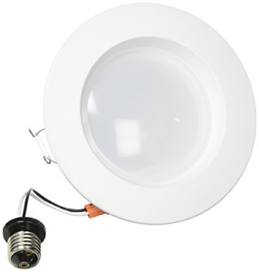 Feit LEDR56/827 1250 Lumen 2700K 5 & 6 Inch Dimmable Retrofit Kit - 120W