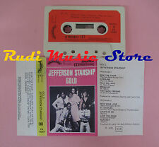 MC JEFFERSON STARSHIP Gold 1979 italy GRUNT FK 13247 cd lp dvd vhs