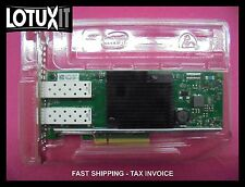 New Dell Intel X710-DA2 10Gb Dual Port Converged Network Adapter Y5M7N 10G CNA
