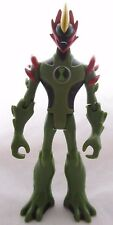 BEN 10 Alien Force Swampfire 4in Action Figure Bandai 2008
