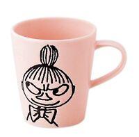 Mug thin Pinkumii (Moomin) (japan import)