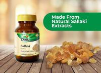 Zandu Ayurvedic Sallaki (Boswellia Serrata) (60 Capsules) for Joint Health