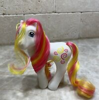 G1 Style Artistry Girl Pretty Mane - Custom Pony Hqg1c - Whirl