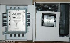DPP44 DISH NETWORK MULTI SWITCH + POWER DP LNB SATELLITE DPP 44 4X4 HD 118.7