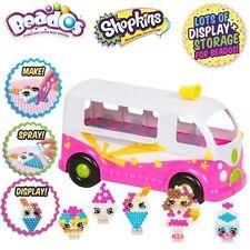 Beados ~ Shopkins Ice Cream Truck Set ~  Inc 400 Beads