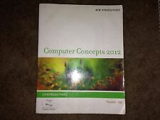 New Perspectives on Computer Concepts 2012 : Comprehensive by June Jamrich...