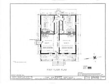 Colonial Saltbox, wood frame, printed architectural house plans, traditional