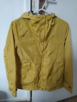 yellow Burberry Kids waterproof Coat Fits Age 12 Years old boys Girls Size 152cm